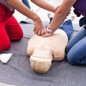 standard first aid and cpr training in hamilton